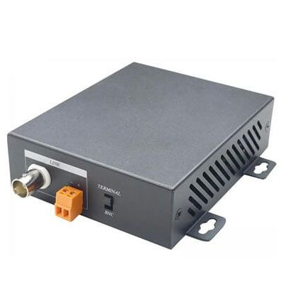 Extend POE signal up to 600M, Ethernet or any TCP/IP devices up to 1000M.