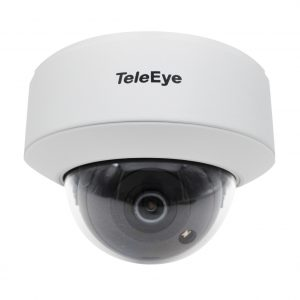 MP4022AE – IR Fixed Dome with AI Detection